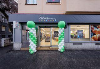 Zabka Tesco spitalska ulica