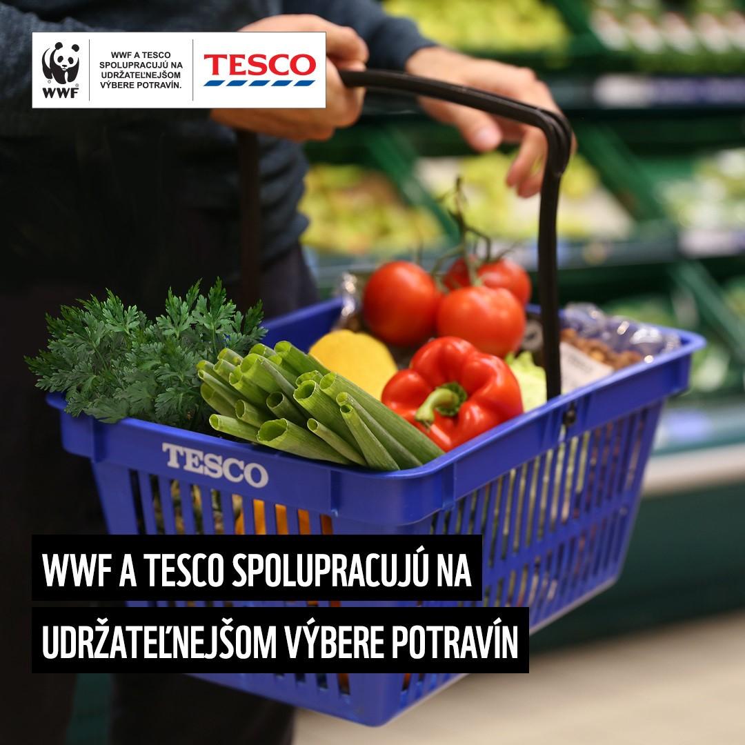 TESCO-WWF
